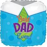 Father's day mylar