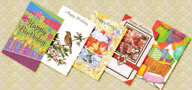 Large Birthday Card Assortment