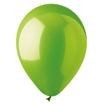 "Lime Green 12"" Latex Balloons - 100 ct."