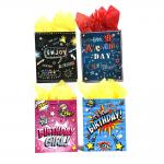Birthday Gift Bags-Extra Large (12 pack)