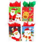 Christmas Gift Bags - Extra-Large (12 pack)