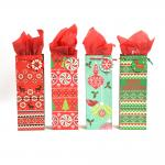 Christmas Gift Bags - Bottle (12 pack)