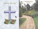 Religious Birthday Greeting Card Assortment