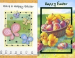 Easter card assortment