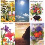 Sympathy Cards 60 Pack.