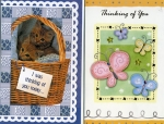 Thinking of you and friendship card  assortment