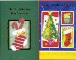 Christmas card assortment - all relatives