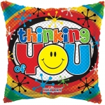Thinking of You Mylar Balloon (6 pack)