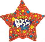 Boss' Day Mylar Balloon (6 pack)