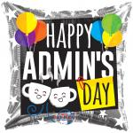 Happy Admin's Day Balloons (6 pack)