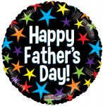 Father's Day Mylar Balloon (6 pack)