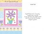 Wrapped Friendship Card (12 Pack)