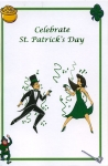 Wrapped St. Patrick's Day card