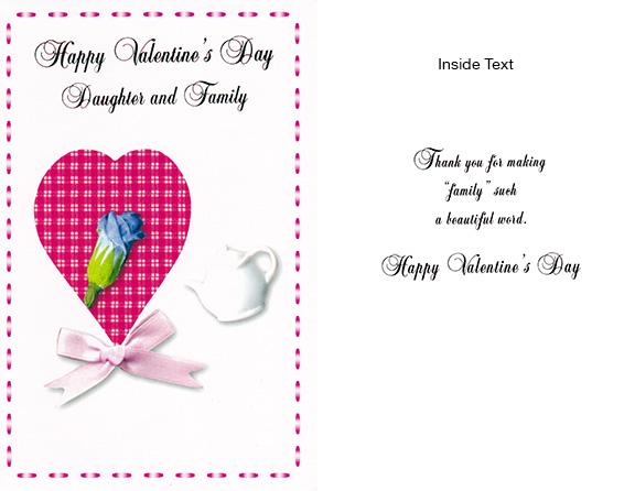 Wrapped valentine cards harnel inc m4hsunfo