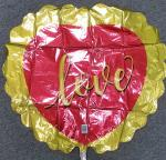"32""Love Mylar balloon"
