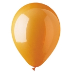 "Orange 12"" Latex Balloons - 100 ct."
