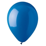 "Royal Blue 12"" Latex Balloons - 100 ct."