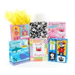 Pirates and Princesses Large Gift Bags (12 pack)