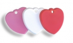 Balloon weights - Assorted hearts