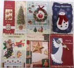 *36 Assorted Handmade Christmas Cards