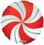 Decorative Candy Mint Mylar Balloon (6 pack)