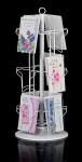 12 Pocket Card Rack with 144 wrapped Greeting Cards
