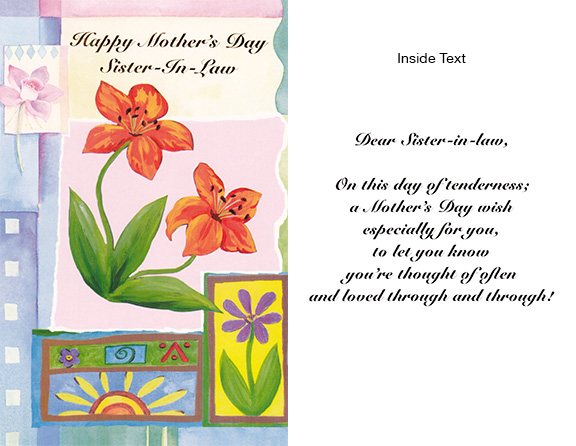 Wrapped mothers day cards m4hsunfo